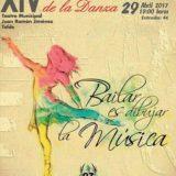 XIV Día Internacional de la Danza en el Teatro Municipal Juan Ramón Jiménez