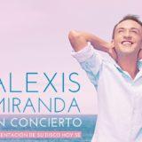 """Alexis Miranda presenta su  disco """"Hoy sé"""" en el Teatro Guiniguada"""