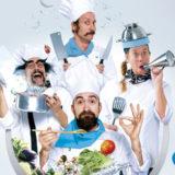 """Yllana: """"Chefs"""" Chefs es una mirada divertida sobre el fascinante mundo de la gastronomía."""