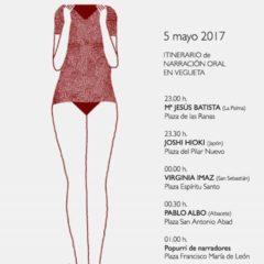 Cuentos Eróticos por los Rincones de Vegueta (itinerario)