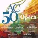 50ª Temporada de Ópera de LPGC: 'Rigoletto', de Verdi