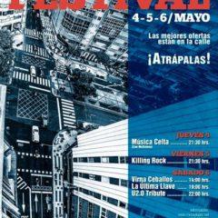 Festival de ofertas y mucha música, gastronomía, talleres en Mesa y López