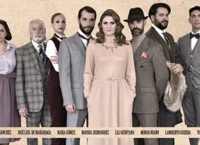 'La Ratonera', de Agatha Christie, con Clapso Prod. en el Teatro Cuyás