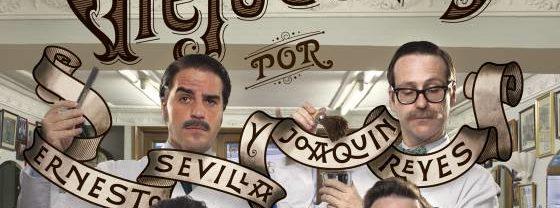'Viejóvenes', con Joaquín Reyes y Ernesto Sevilla en el  Expomeloneras