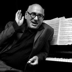 Michael Nyman en concierto en el Auditorio Alfredo Kraus