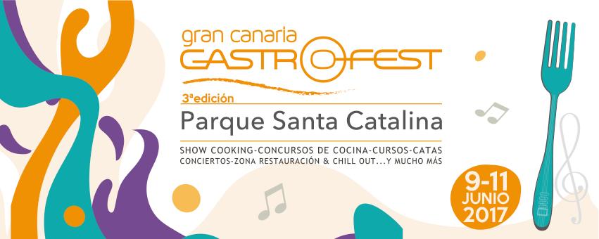 Programa del gastrofest 2017 ocio las palmas - Curso de cocina las palmas ...