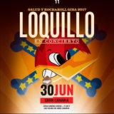 Concierto de Loquillo en el Gran Canaria Arena