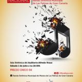 CONCIERTO FINAL II Concurso Nacional de Jóvenes Intérpretes de Bandas