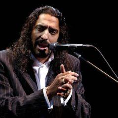 Diego El Cigala rinde homenaje a Suramerica en Santa Ana
