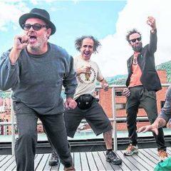 Concierto de Los Toreros Muertos en The Paper Club