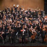 Concierto de la Joven Orquesta de Canarias en el Expomeloneras