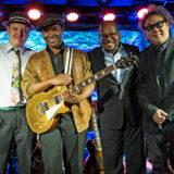 Gran Canaria Big Band 'King' Solomon Hicks Palo! cierra el Festival de Jazz en Santa Ana