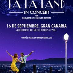 LA LA LAND In Concert en el Auditorio Alfredo Kraus