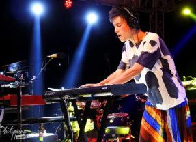 Jacob Collier es uno de los músicos jóvenes (22 años) más prodigiosos del mundo