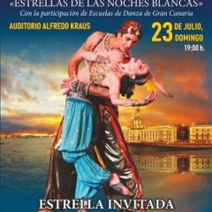 Gala de Ballet de San Petersburgo en el Auditorio Alfredo Kraus