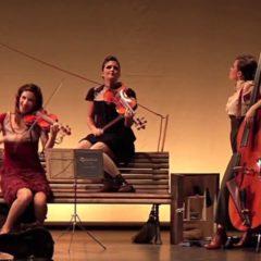 The Funamviolistas en el Auditorio Teror