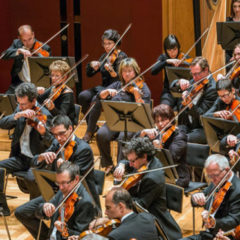 Concierto de la Orquesta Filarmónica de Gran Canaria bajo la dirección de Gérard Korsten
