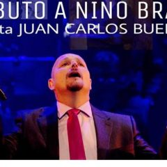 "Concierto Juan Carlos Bueno presenta ""Tributo a Nino Bravo"""
