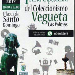I Feria-Exposición del Coleccionismo en la Plaza de Santo Domingo (Vegueta)