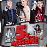 ¡5 y… acción! con Carlos Sobera en el Teatro Auditorio de Agüimes