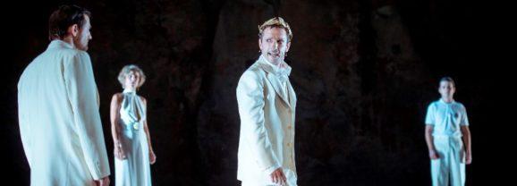 CALÍGULA de Albert Camus inaugura temporada en el Teatro Cuyás