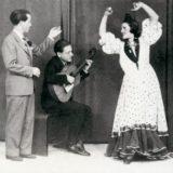 Homenaje a Trini Borrull en el Teatro Guiniguada