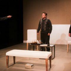 ARTE de Yasmina Reza en el Teatro Cuyás