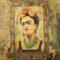 La exposición de la Casa de Colón 'Frida. Mole, chocolate y tequila' homenajea a la artista en el 110 aniversario de su nacimiento