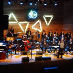 PERINKÉ BIG BAND presenta a Andrea Motis y Joan Chamorro