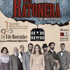 LA RATONERA, próximamente en el Teatro Pérez Galdós