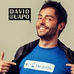 David Guapo presenta su monólogo QUENONOSFRUNJALAFIESTA