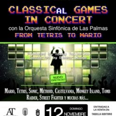 CLASSICAL GAMES IN CONCERT From Tetris to Mario