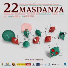 Gala de ganadores del Masdanza 2017