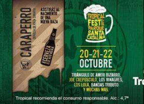 Nueva edición del Tropical Fest en el Parque Santa Catalina