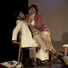 'La vuelta al mundo en 80 días', con D'Hoy Teatro en el Teatro Consistorial