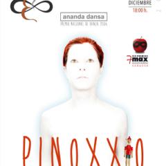 La compañía ANANDA DANSA, Premio Nacional de Danza 2006 presenta Pinoxxio en el Teatro Pérez Galdós