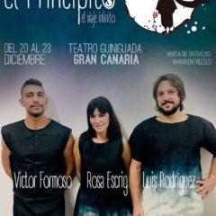 """""""El Principito"""", una historia universal para toda la familia, en el Teatro Guiniguada"""