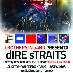 "bROTHERS iN bAND / ""The Very Best of dIRE sTRAITS."