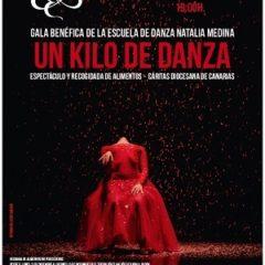 UN KILO DE DANZA  Gala benéfica de la Escuela de Danza Natalia Medina
