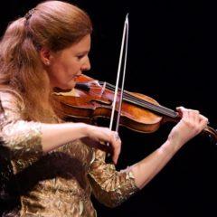 """Rachel Podger """"la reina del violín barroco"""" en el Auditorio Alfredo Kraus"""