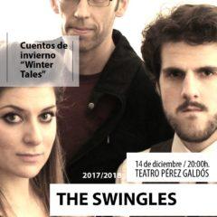 """THE SWINGLES """"Cuentos de Invierno"""" (Winter Tales)"""