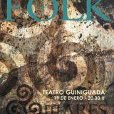 Alegranza Folk irrumpe en el Teatro Guiniguada con 5 músicos de Gran Canaria