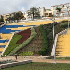 Carnaval recupera la grada curva del Estadio Insular para la presentación de las candidatas a Reina y los aspirantes a Drag Queen 2018