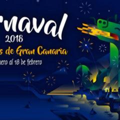 Programa del Carnaval de Las Palmas de Gran Canaria 2018