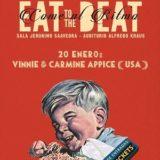 El Ciclo EAT TO THE BEAT presenta a CARMINE & VINNIE APPICE