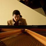 Primer concierto del ciclo Jueves de Master Class con la presencia del joven pianista de origen vasco Juan Sebastián Vázquez,