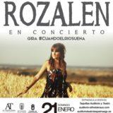 Rozalen regresa al Auditorio Alfredo Kraus con su nuevo espectáculo
