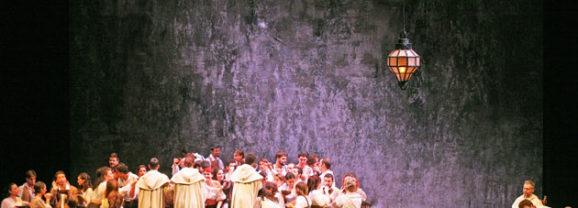LA FORZA DEL DESTINO, Verdi, estreno de la temporada de Ópera en el Teatro Pérez Galdós