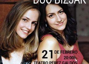 DÚO BIZJAK, Piano (Concierto nº VIII, Temporada 2017/2018 Sociedad Filarmónica de LPGC)
