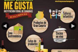 Mil sabores en Gran Canaria Me Gusta